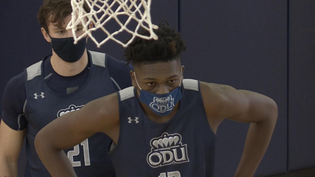 ODU basketball