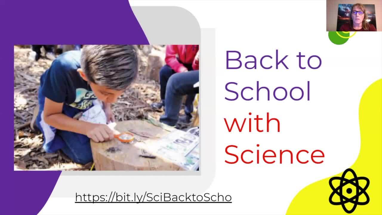 Science Sundays: Back to School with Science