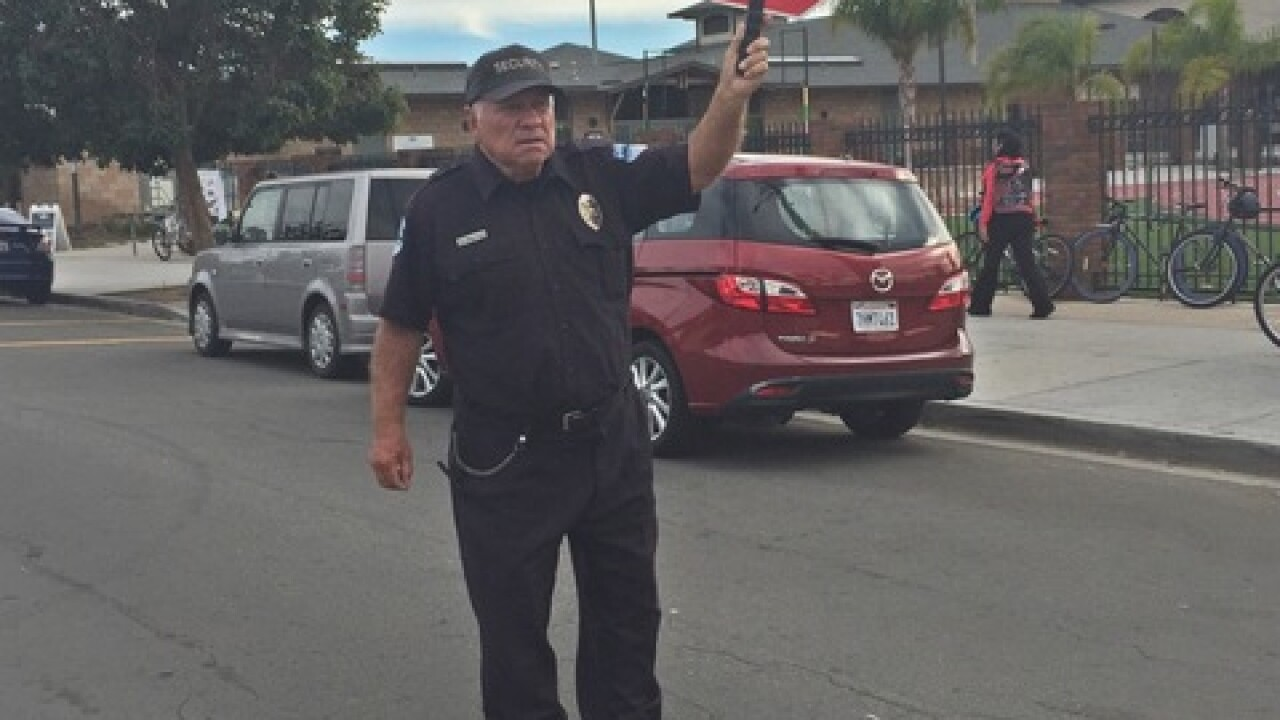 Beloved Coronado crossing guard passes away