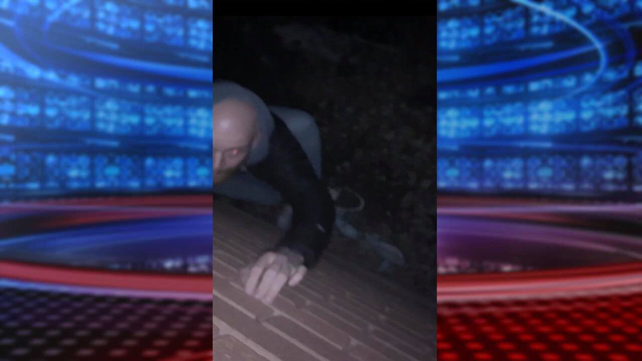 Police investigate incident in Ogden where man attempted to crawl into woman's window