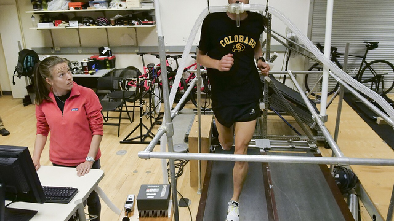 CU research helped name new Nike running shoe