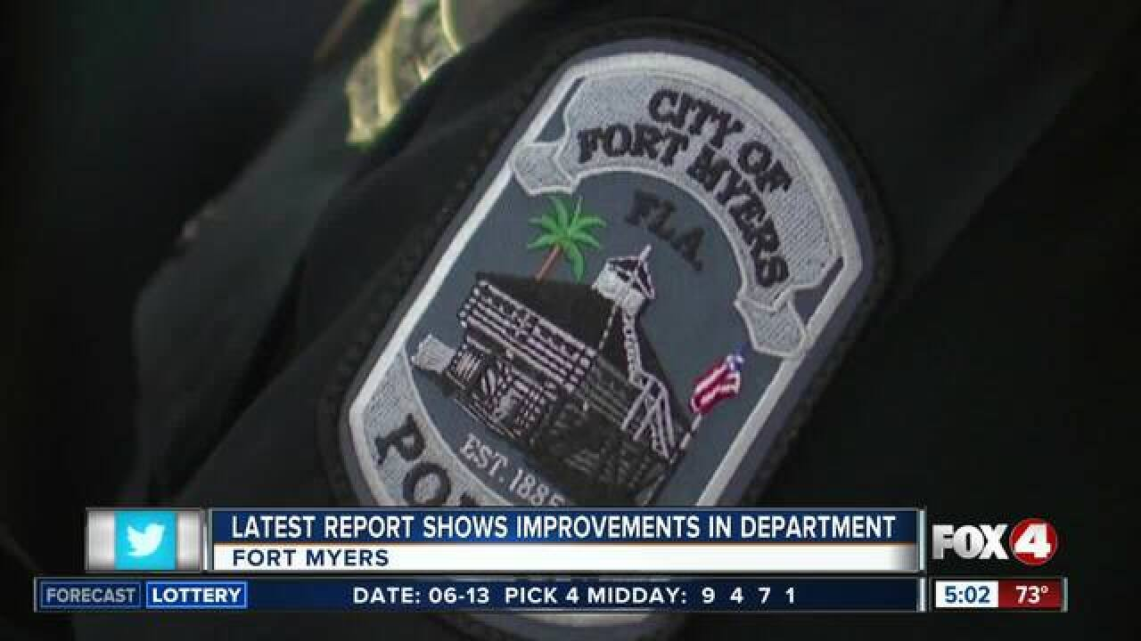 Police department responds to recommendations