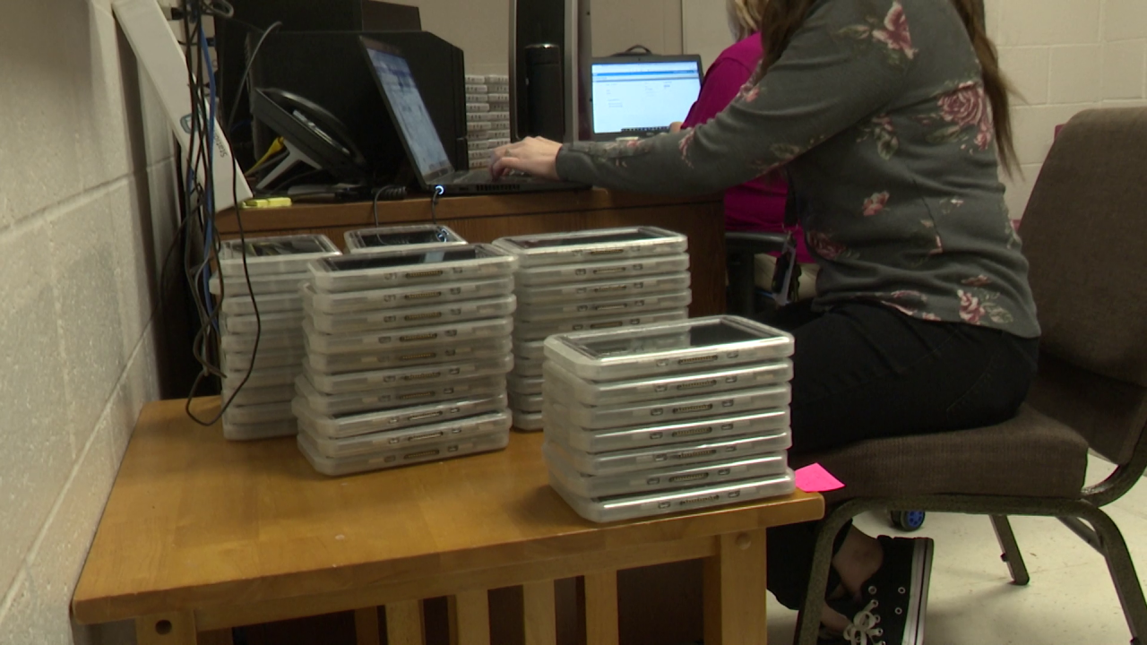 """Cascade County Sheriff's Office launches """"Inmate Tablet Educational Program"""""""