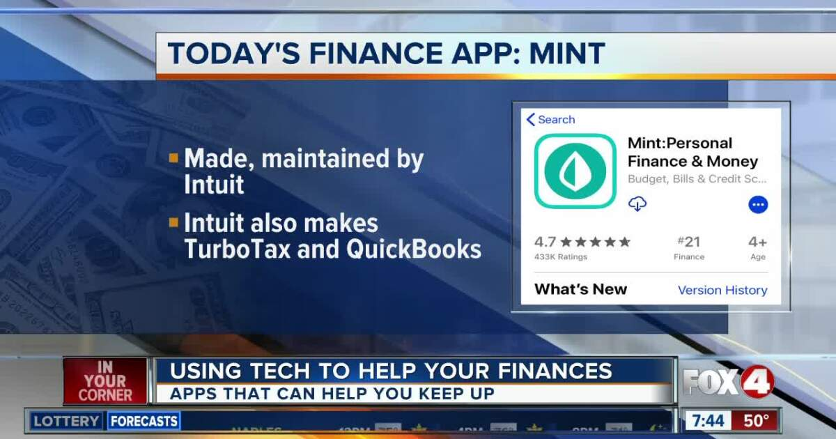 Fox 4 finance: using financial apps to your benefit