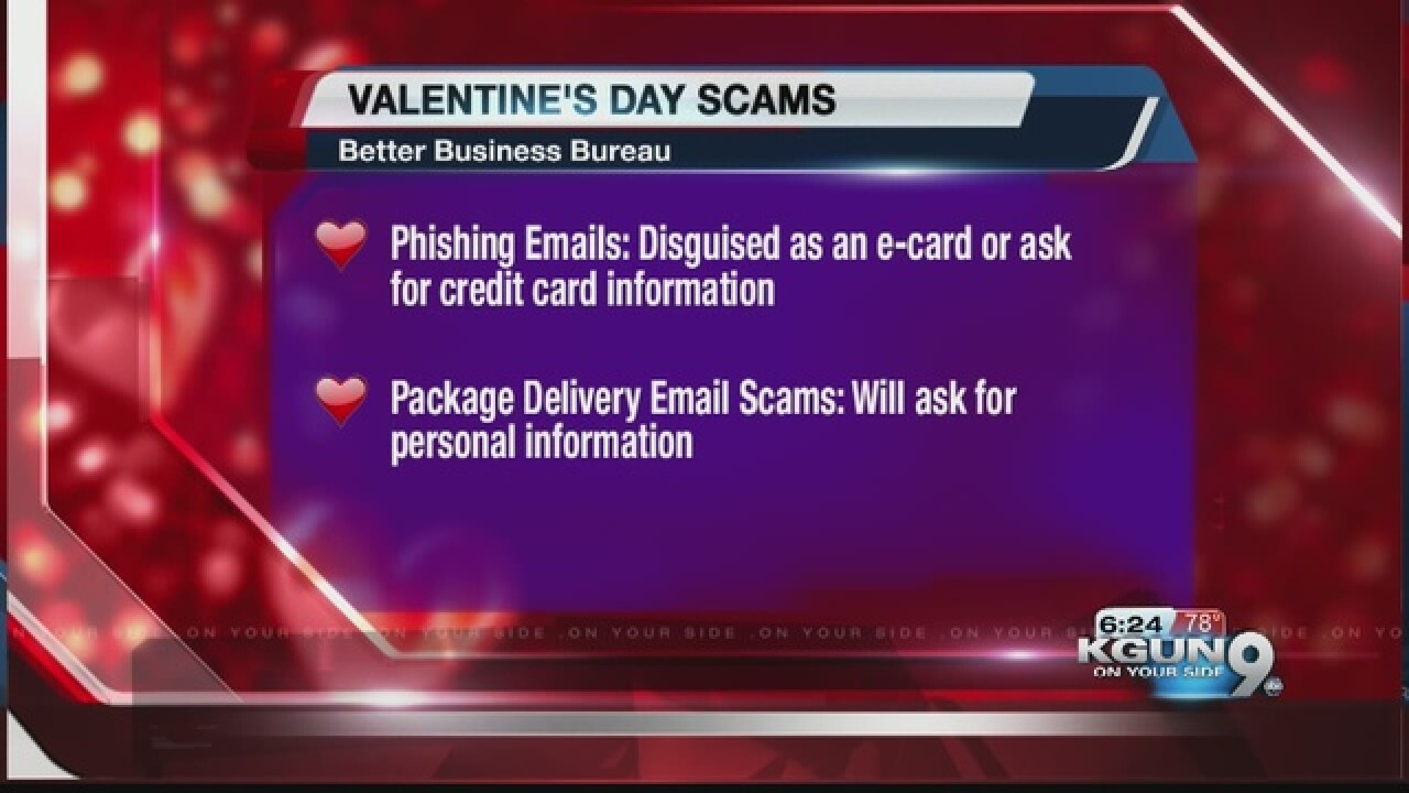 BBB warns of 'cat-phishing' love scam