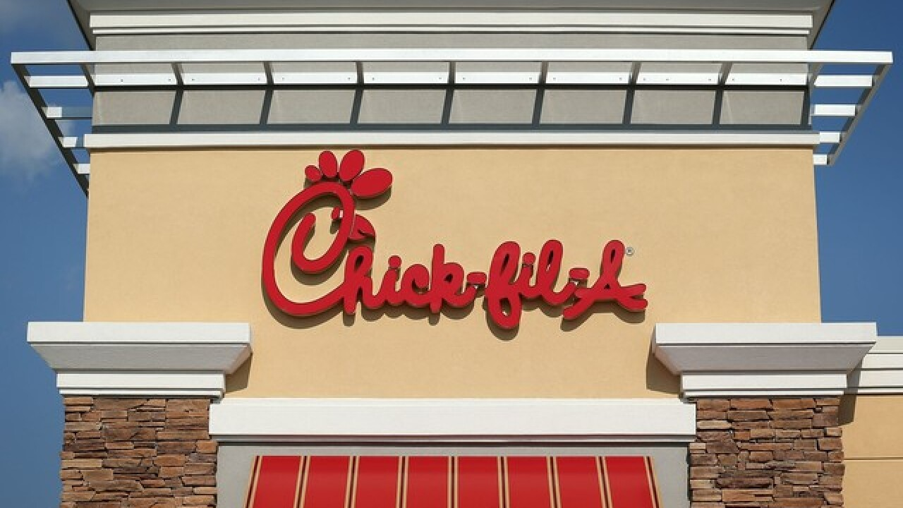 Chick-Fil-A offering free breakfast in September