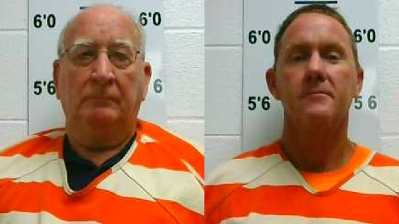 Smithville Mayor, Son Indicted In TBI Theft Case