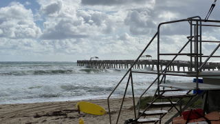 Lake Worth Beach pier on Saturday, February 22, 2020.