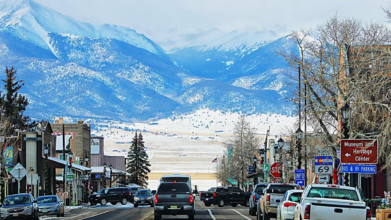 Beautiful Westcliffe, Colorado