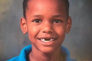 Reporter Jeremiah Marshall in 2nd grade.jpg