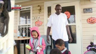 People Taking Action: Newport News man turns his life around, takes action for kids