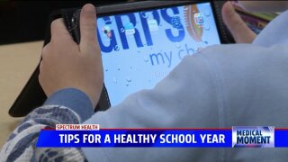 Medical Moment: Tips for a Healthy School Year with Spectrum Health