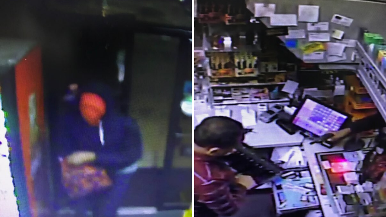 Sheriff's office looking to identify man who robbed Gloucester Co. convenience store at gunpoint