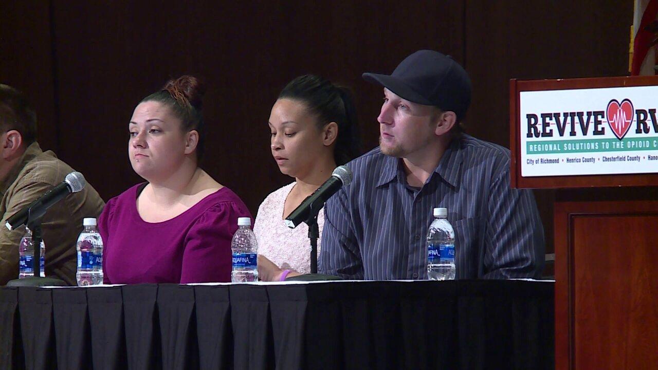 Hundreds pack Richmond opioid summit; desperate to healcommunity