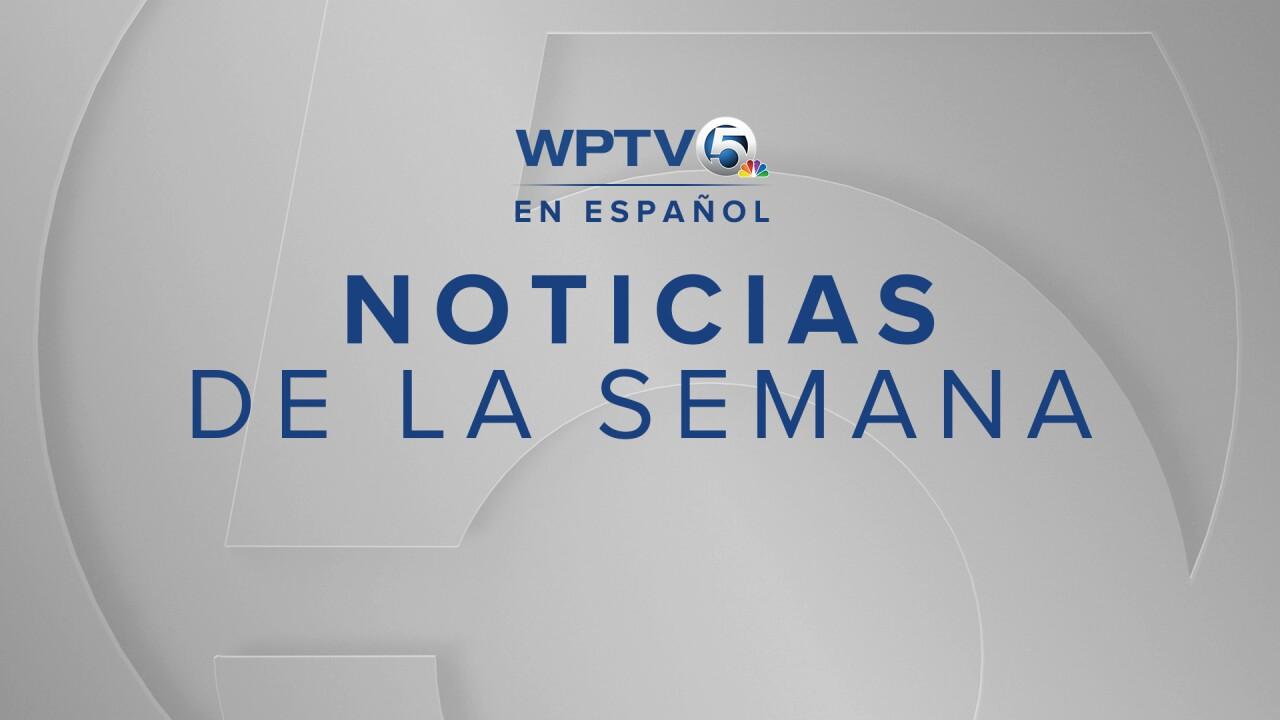 'WPTV En Espanol Noticias De La Semana'