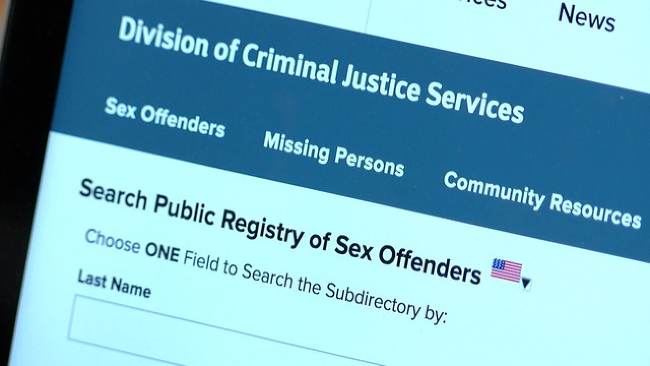 Sex offenders are being legally placed in group homes for the  developmentally disabled