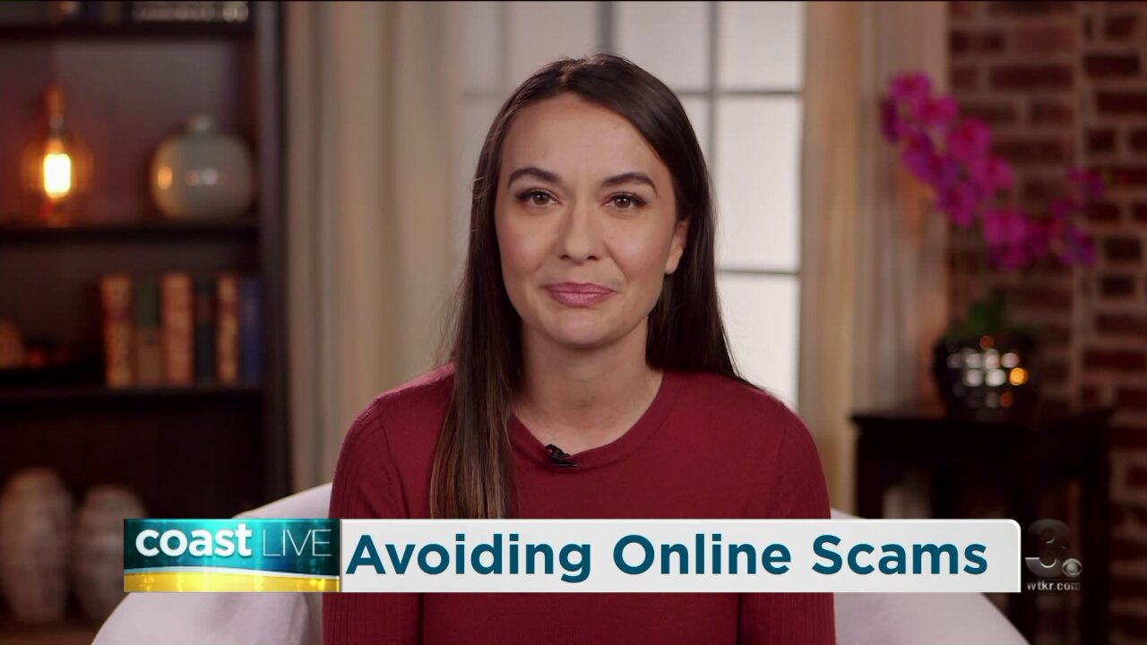 Tips to avoid advertising scams this holiday season on Coast Live