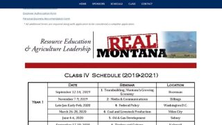Montana Ag Network: REAL Montana leadership program seeking applications