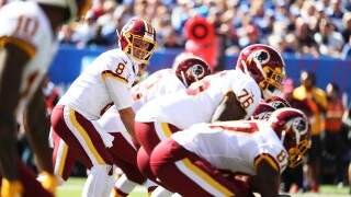 Redskins face Dolphins in a battle of winlessteams