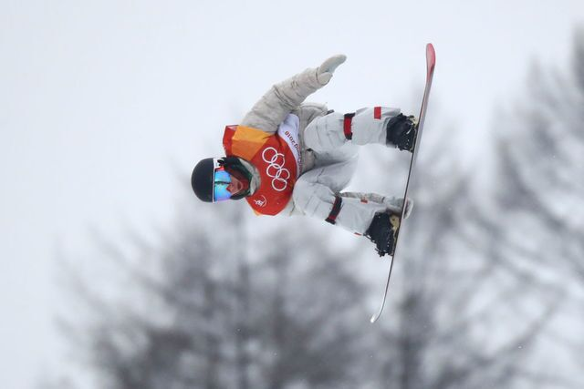 Photo gallery: High-flying skiers & snowboarders at 2018 Winter Olympics