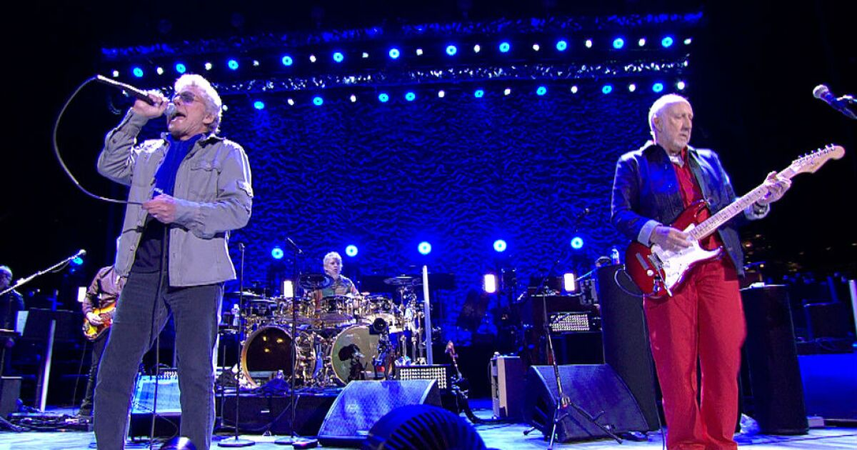 The Who cancels 2020 tour but promises to return to Cincinnati in 2021