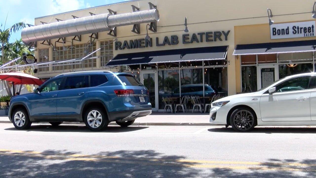 Ramen Lab Eatery in Delray Beach