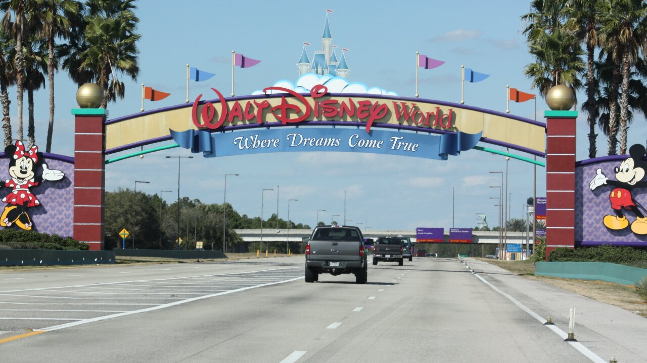 Disney World to close for fifth time in history in preparation for Hurricane Irma