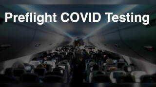 Preflight COVID testing starting to become option to avoid doing a 14-day quarantine