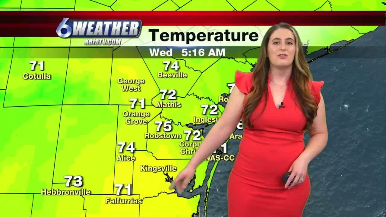 Stefanie Lauber weather