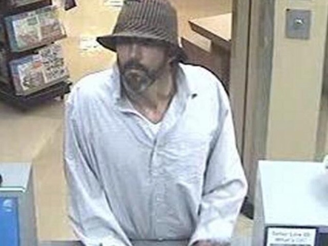 WANTED: Some of the FBI's most wanted Valley bank robbers