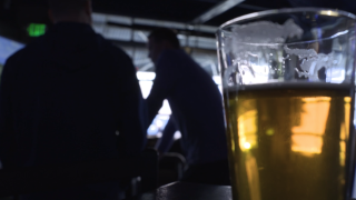 Over 1 in 5 Americans avoiding alcohol to start the newyear