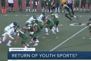 Group advocates for return of youth sports in California