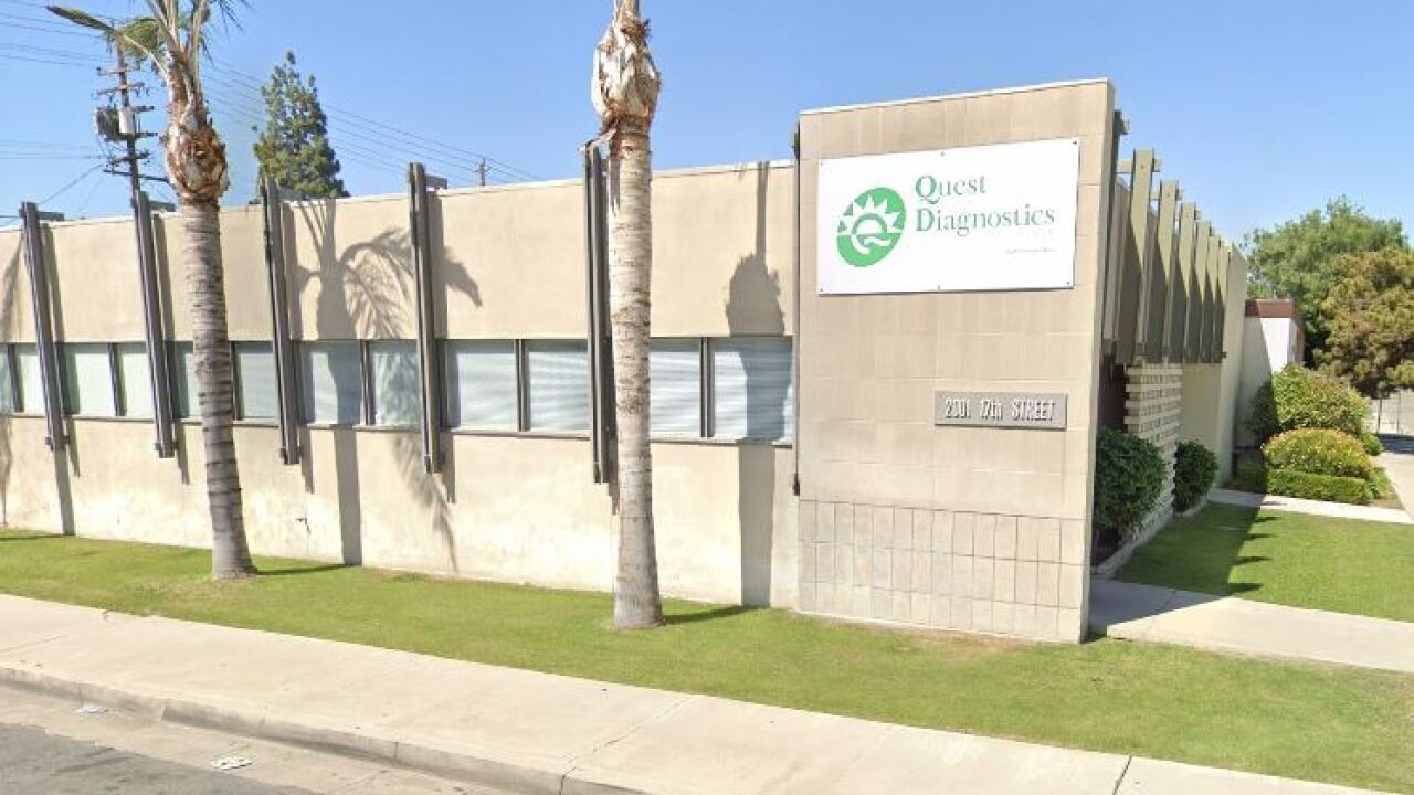 Quest Diagnostics Looks To Do 20 000 Coronavirus Tests A Day