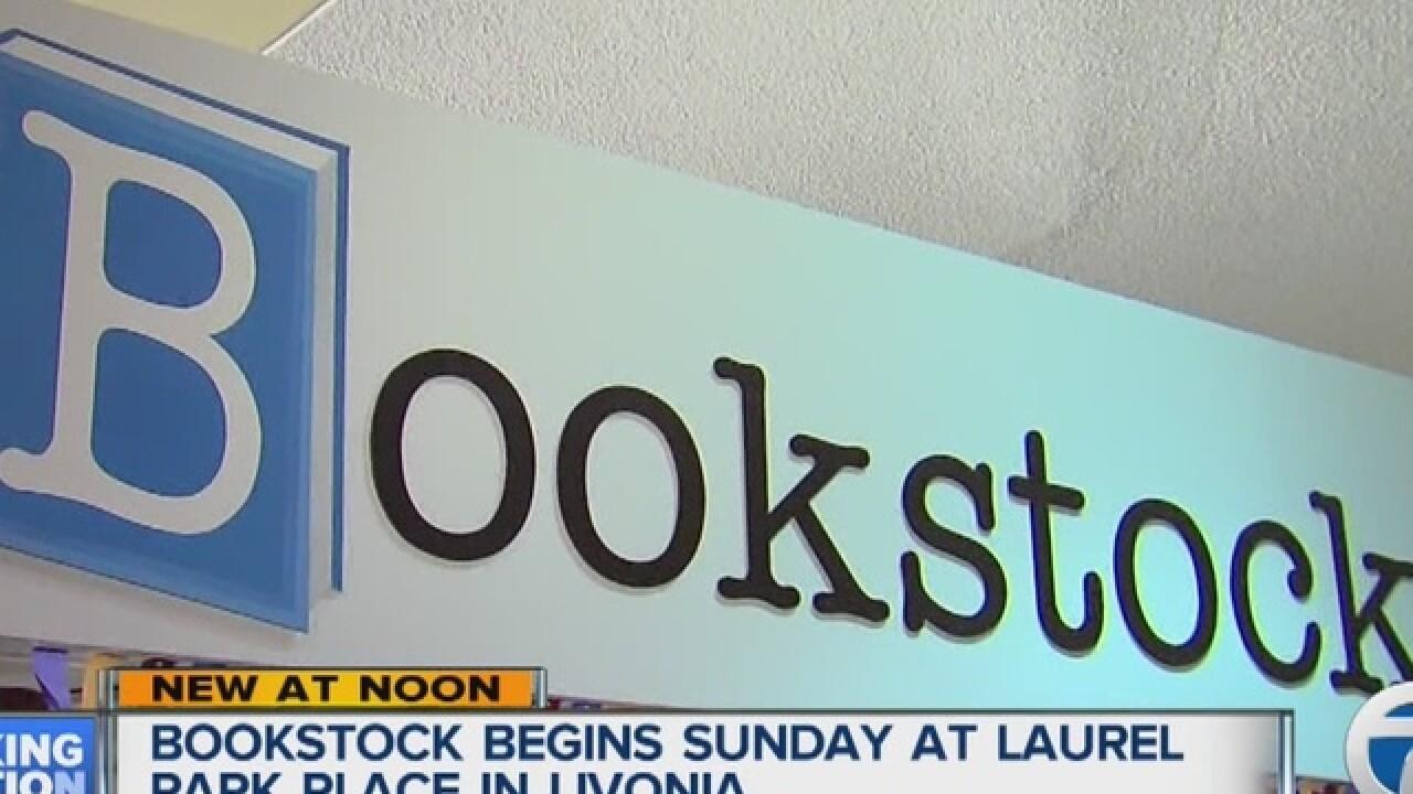 Bookstock 2016 returns to Laurel Park Place