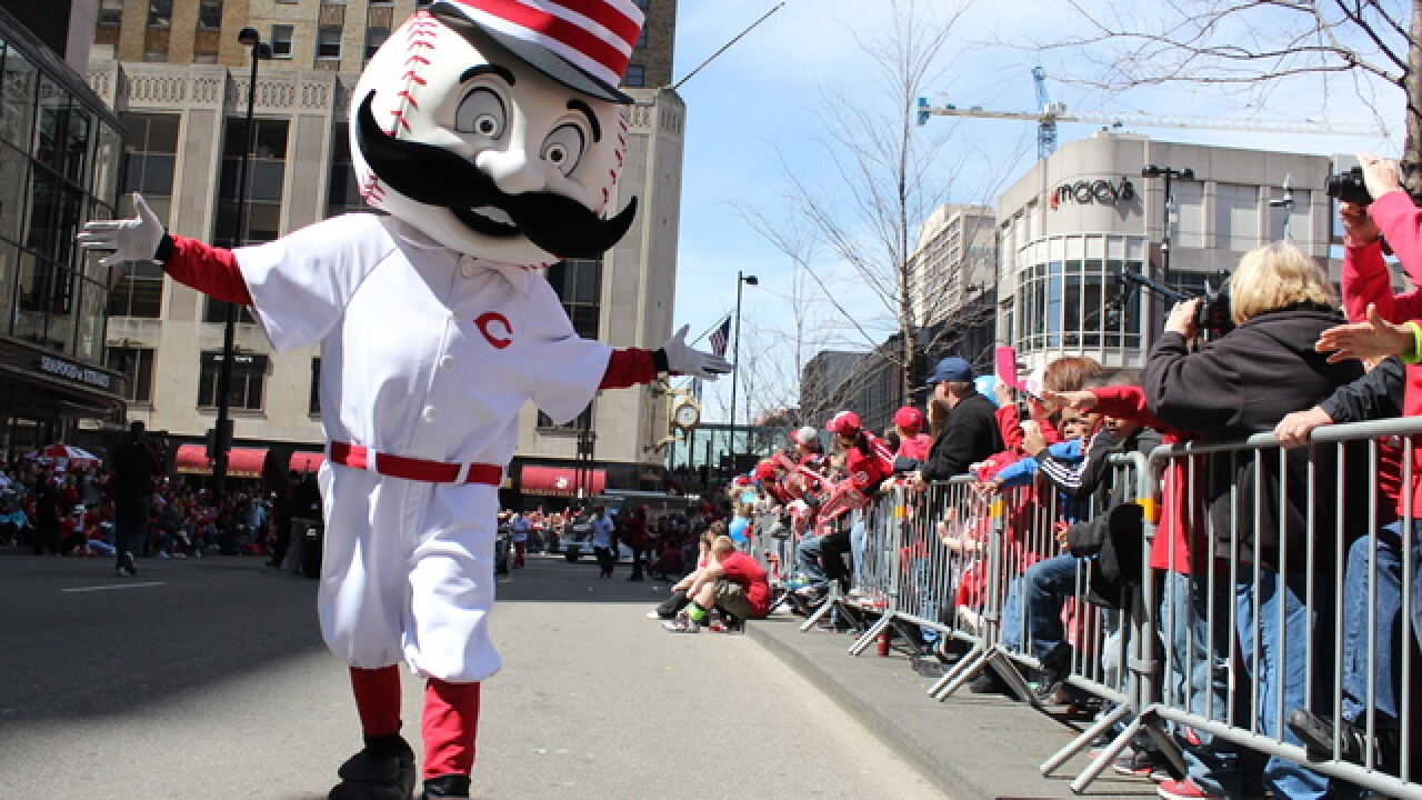 Going to the Opening Day Parade? Read this first