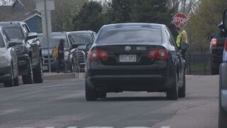 Officers and crossing guards concerned about dangerous behavior in school zones