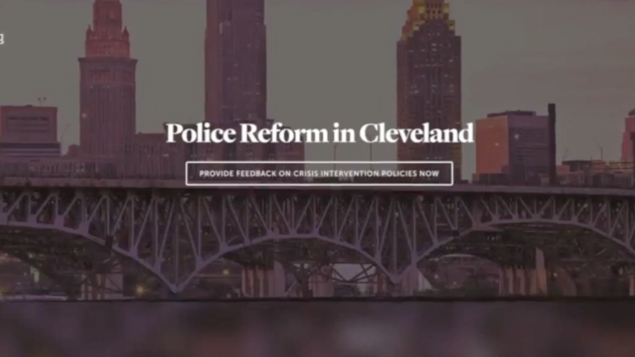 BLM Cleveland: Much more police reform needed 1 yr. after Floyd death
