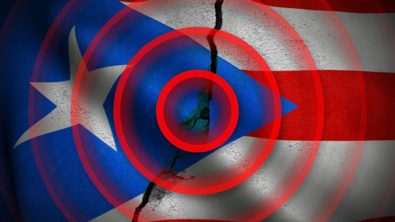 5.2 earthquake strikes Puerto Rico days after back-to-back strikes