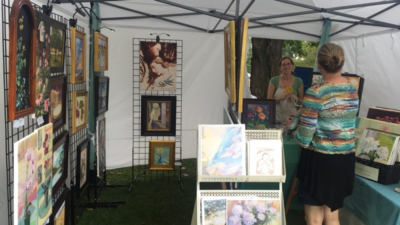 Plenty to see at Penrod Arts Fair