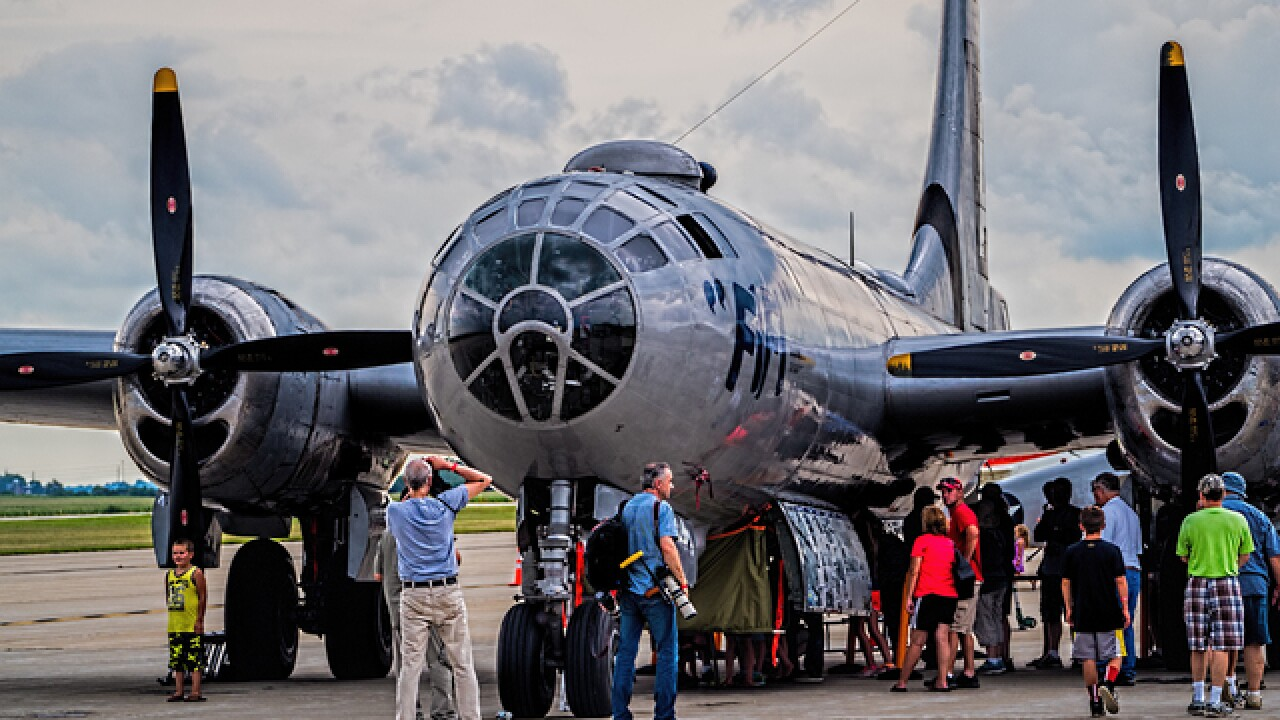 How you can ride a B-29 Superfortress in Cincy
