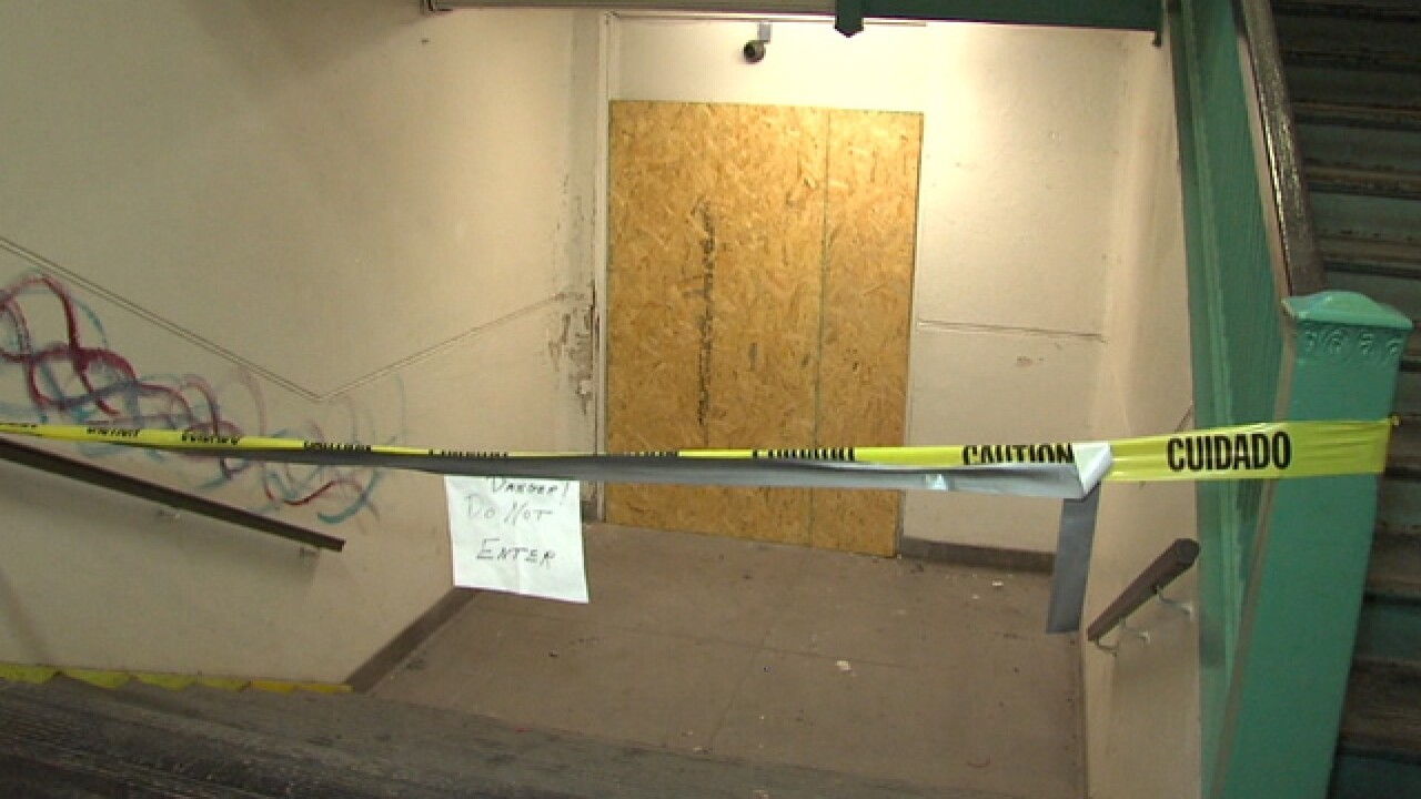 CLE apartment tenants deal with hazards