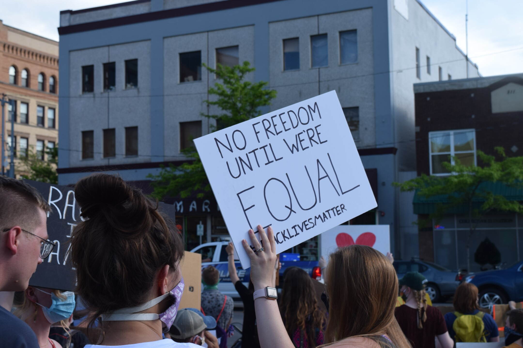 Missoula protest
