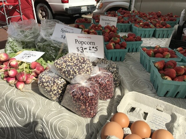 PHOTOS: The Original Farmers Market celebrates 20 years