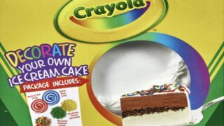 Decorate Your Own Ice Cream Cake Kit Looks Like So Much Fun