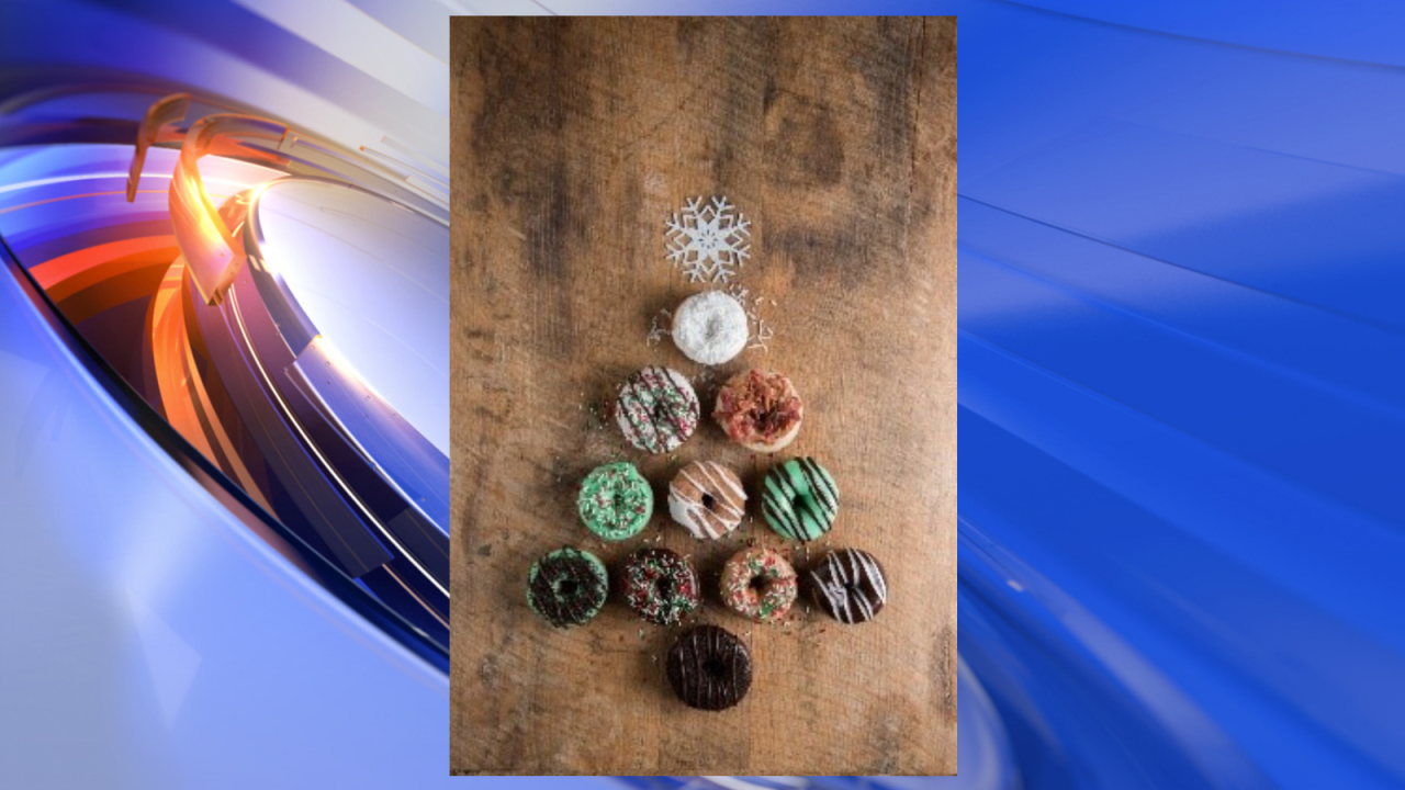 Duck Donuts brings back holiday favorites