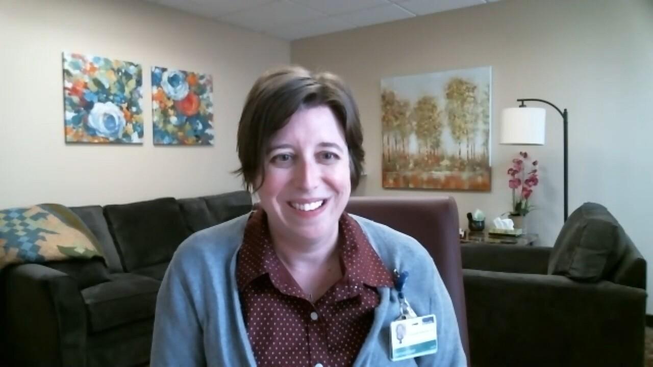 Benefis Health Systems Clinic Psychologist Dr. Stephanie Burcusa
