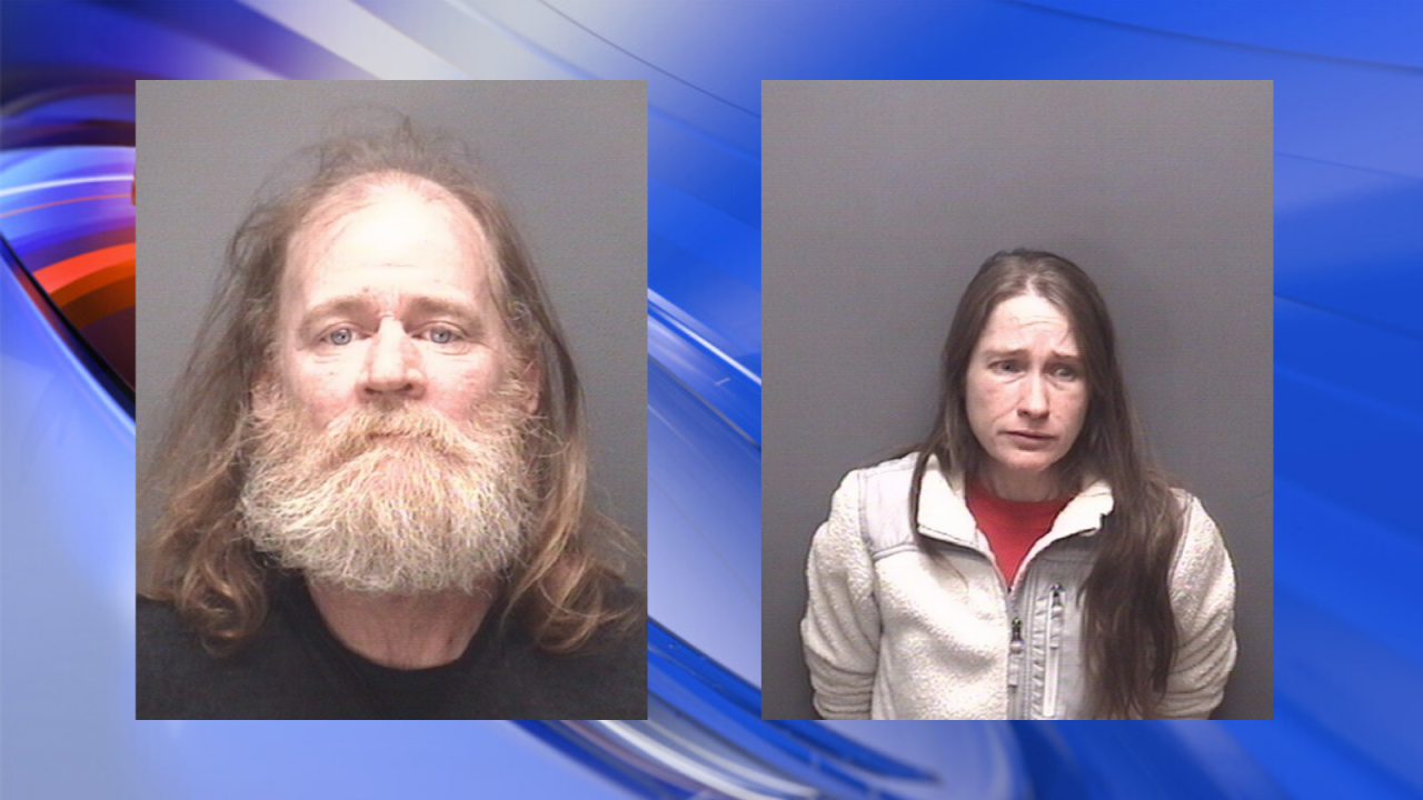Suffolk couple arrested, charged with child abuse after child found physically restrained inbathroom