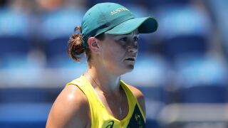 World No. 1 Ash Barty eliminated from Tokyo Olympics in Round 1