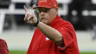Chiefs Raiders Football