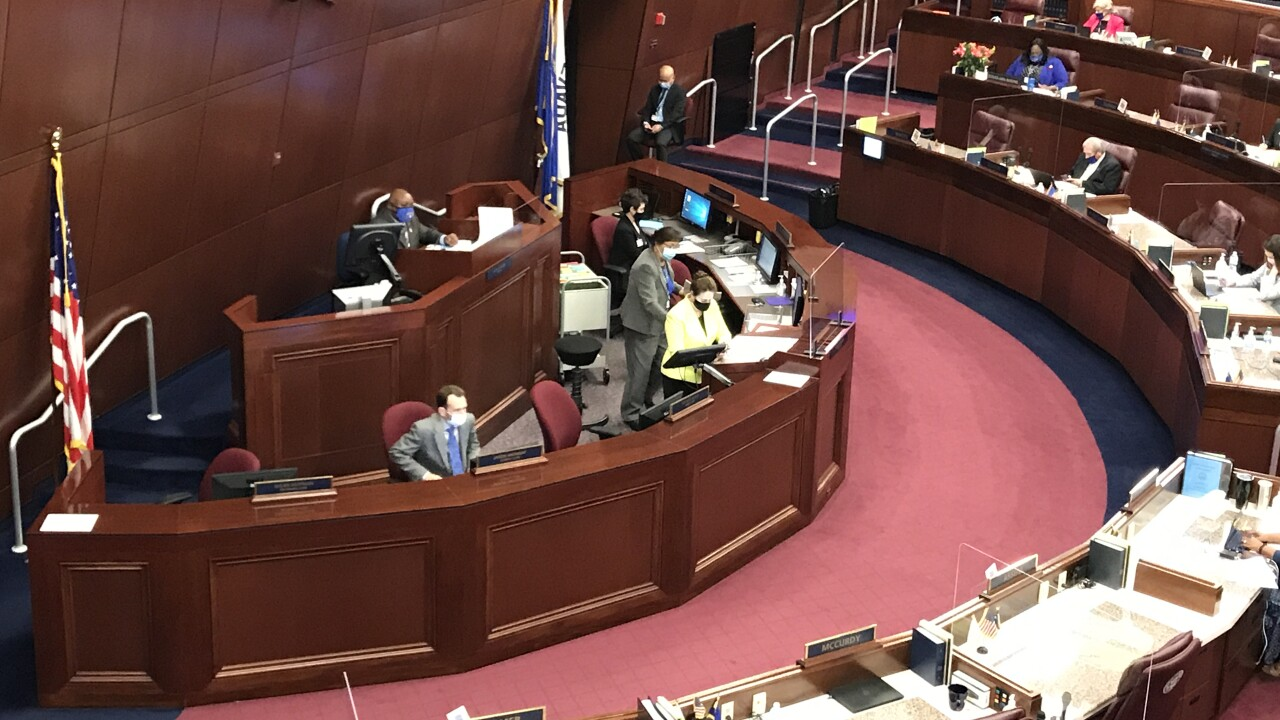 The Nevada Assembly met for a special session in July 2020 called by Gov. Steve Sisolak to address a number of serious issues caused by COVID-19